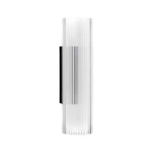 Kartell Rifly Wandleuchte / LED - H 30 cm - Kartell - Kristall