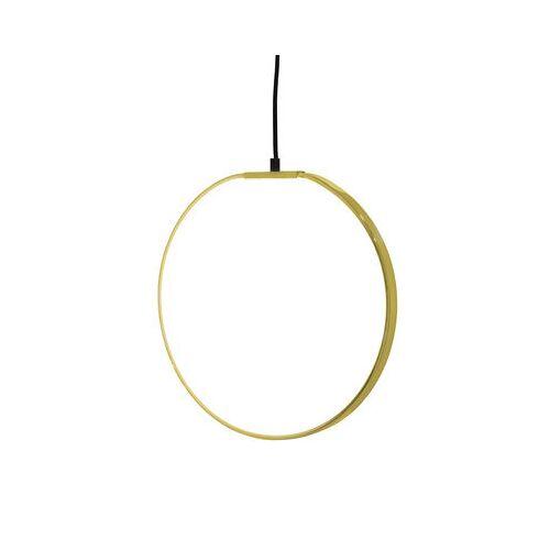 Bloomingville Pendelleuchte LED / Ø 35 cm - Metall - Bloomingville - Gold