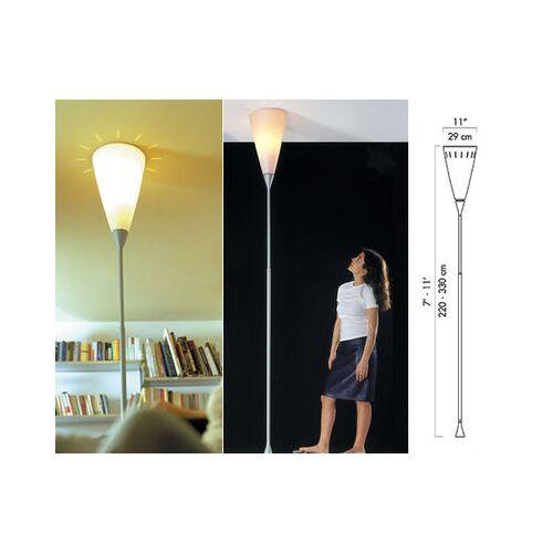 Luceplan Chichibio Stehleuchte Deckenlampe - Luceplan - Weiß