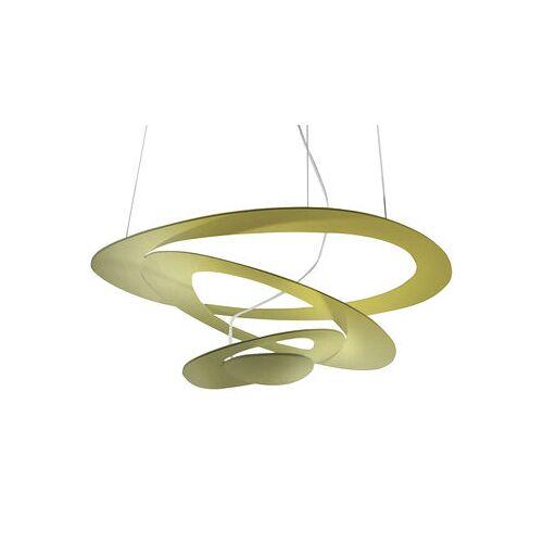Artemide Pirce Mini Pendelleuchte LED / Ø 69 cm - Artemide - Gold