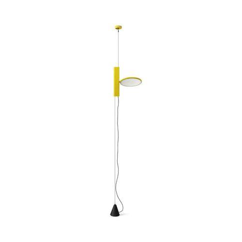 Flos OK Lampe zum Aufhängen an der Decke / LED - Flos - Gelb