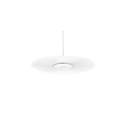 Hartô Carmen Pendelleuchte / LED - Ø 50 cm - Plissee-Stoff - Hartô - Weiß