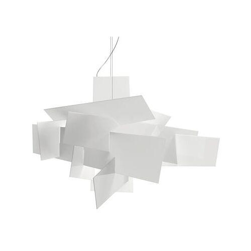 Foscarini Big Bang Pendelleuchte LED / Ø 96 cm - Foscarini - Weiß