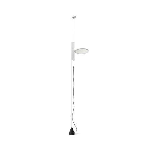 Flos OK Lampe zum Aufhängen an der Decke / LED - Flos - Weiß