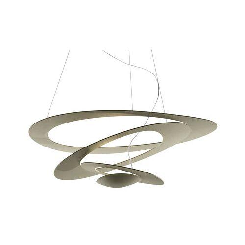 Artemide Pirce Pendelleuchte LED / Ø 97 cm - Artemide - Gold