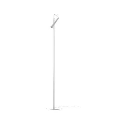 Foscarini Magneto LED Stehleuchte / Leselampe - Foscarini - Weiß