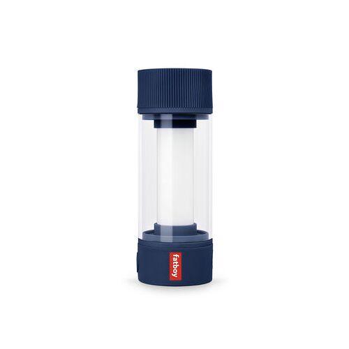 Fatboy Tjoepke LED Lampe ohne Kabel / USB wiederaufladbar - Ø 6 x H 17 cm - Fatboy - Blau