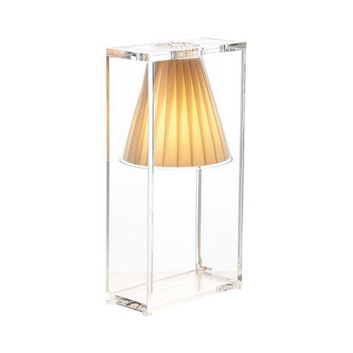 Kartell Light-Air Tischleuchte - Kartell - Beige