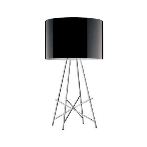 Flos Ray T Tischleuchte Tischlampe - Flos - Schwarz glänzend