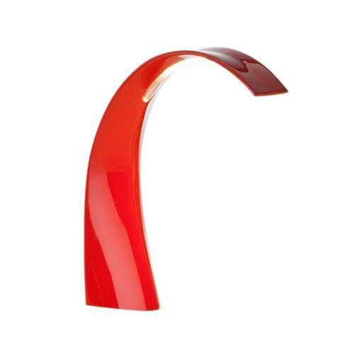 Kartell Taj Mini LED Tischleuchte Tischlampe - Kartell - Orangerot