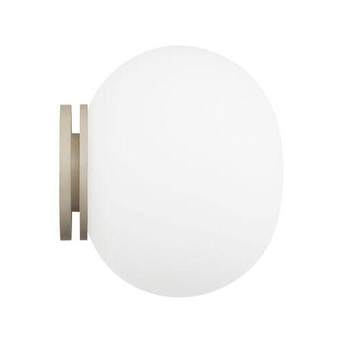 Flos Glo-Ball Wandleuchte Ø 19 cm - Flos - Weiß