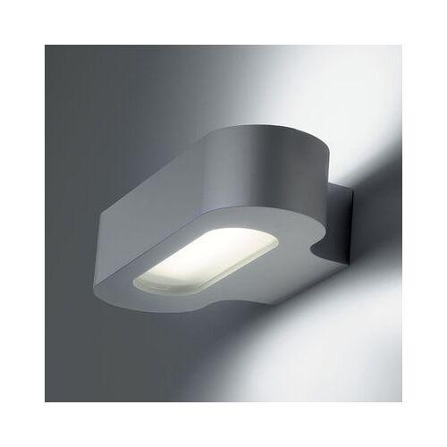Artemide Talo LED Wandleuchte / L 21 cm - Artemide - Grau