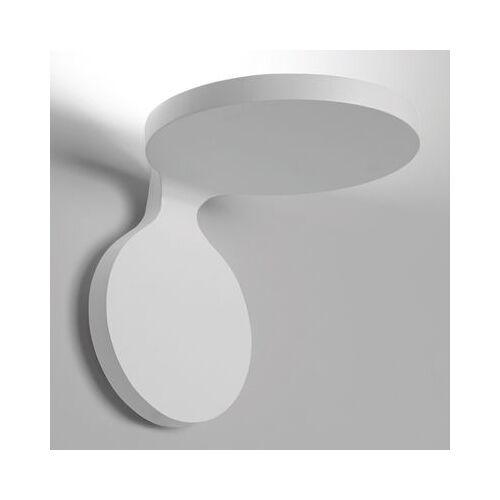 Artemide Rea Large LED Wandleuchte / L 17 cm - Artemide - Weiß