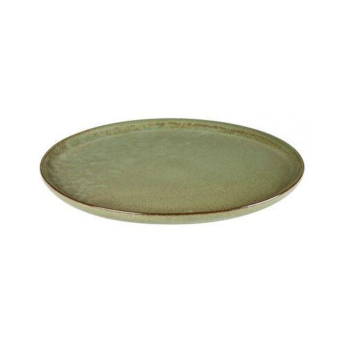 Serax Surface Teller / Ø 27 cm - von Sergio Herman - Serax - Grün