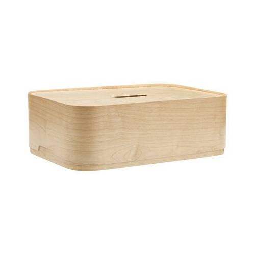 Iittala Vakka Schachtel / 45 x 30 x H 15 cm - Iittala - Holz natur