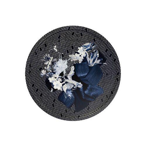 Ibride Vibration Saphir Tablett / Ø 65 cm - Ibride - Saphir