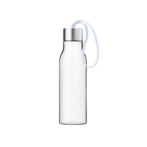 Eva Solo Trinkflasche Small 0,5 L / Trinkflasche für unterwegs aus umweltfreundlichem Kunststoff - Eva Solo - Soft blue