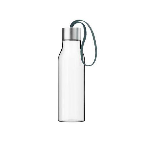 Eva Solo Trinkflasche Small 0,5 L / Trinkflasche für unterwegs aus umweltfreundlichem Kunststoff - Eva Solo - Petrolblau