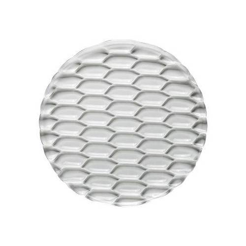 Kartell Jellies Family Servierplatte / Ø 33 cm - Kartell - Kristall