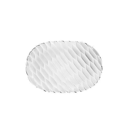 Kartell Jellies Family Tablett / 36 x 25 cm - Kartell - Kristall