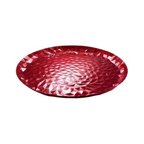 Alessi Joy N.3 Tablett / Ø 40 cm - Alessi - Rot