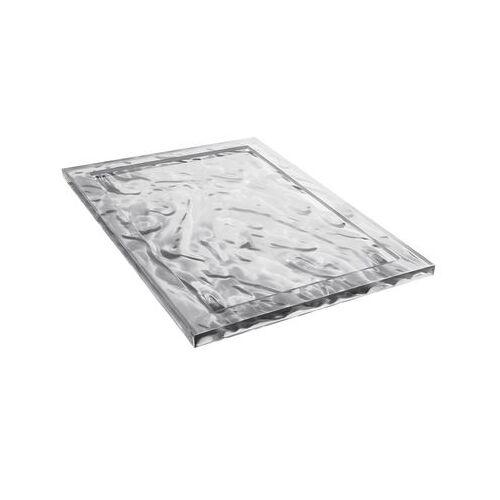Kartell Dune Large Tablett 55 x 38 cm - Kartell - Kristall