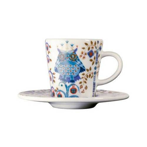 "Iittala Untertasse für Kaffeetasse ""Taika"" - Iittala - Weiß"