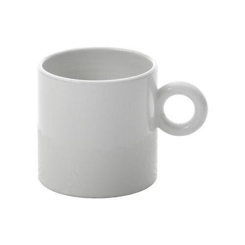 Alessi Dressed Kaffeetasse - Alessi - Weiß