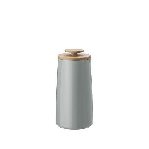 Stelton Emma Vorratsdose / für Tee - 1,2 l - Stelton - Grau