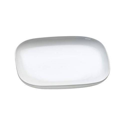 Alessi Ovale Dessertteller - Alessi - Weiß