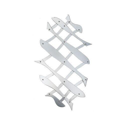 Alessi Pescher Topfuntersetzer ausziehbar - Alessi - Stahl