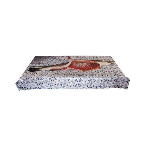 Seletti Toiletpaper - Poisson Wachstuch-Tischdecke / 210 x 140 cm - Seletti -