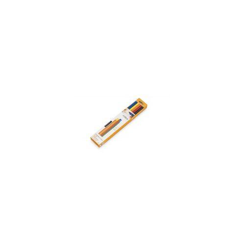 Steinel Klebesticks Colour, Ø 11 mm, 25 cm lang, 10 Sticks, bunter Kleber