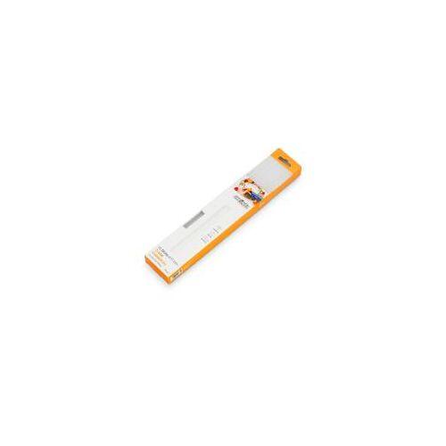 Steinel Klebesticks Cristal, Ø 11 mm, 25 cm lang, 10 Sticks, klarer Kleber