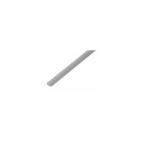 GAH Alberts GAH 1 m Kantenschutzprofil 14 x 10 x 1,5 mm Silber Alu