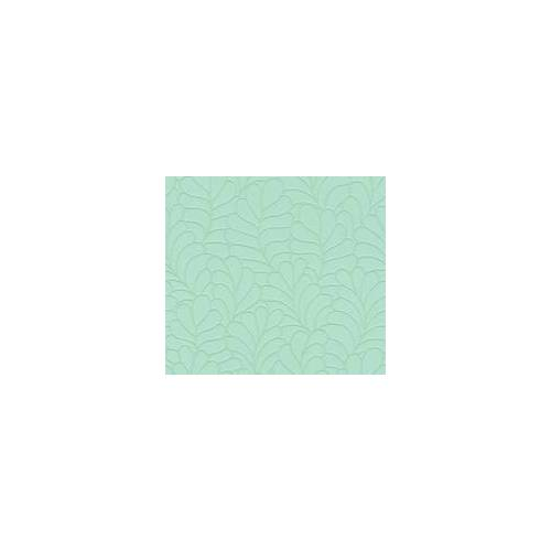 Esprit Home Vliestapete Esprit 13 Grün, geprägtes Blätter-Muster, 357113 Tapete