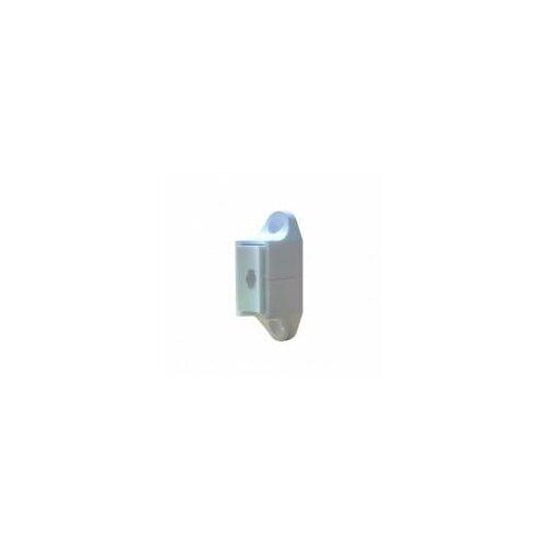 Schellenberg Magnet-Wandhalter für Rollladen-Kurbel  Weiß  Kunststoff  Rolladenzubehör