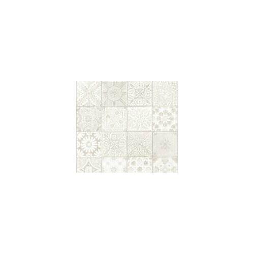 AS Creation Livingwalls Vliestapete Neue Bude 2,0 Weiß, Kacheln, Fliesen, Shabby 362052 Tapete