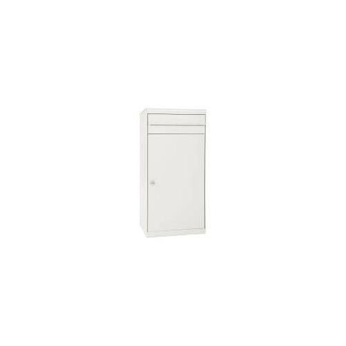 Mefa Renz MEFA Cedar Paketbriefkasten 881  Grau oder Weiß  Renz Paketkasten extra groß