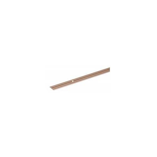 GAH Alberts GAH 2 m Übergangsprofil, Alu, Bronze elox B: 38 mm  Fußboden-Übergang