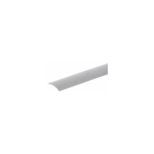 GAH Alberts GAH 90 cm Übergangsprofil PVC, Grau, B: 30 mm  0,9 m  Fußboden-Übergang