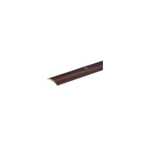 GAH Alberts GAH 90 cm Übergangsprofil PVC, Braun, B: 30 mm  0,9 m  Fußboden-Übergang