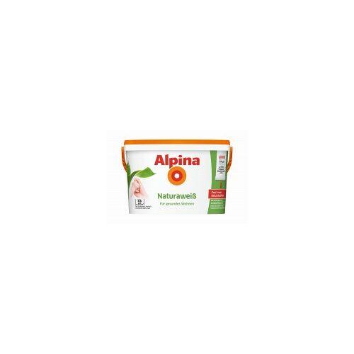 Alpina Farben Alpina Wandfarbe Naturaweiß 2,5L5L10L Für Allergiker frei von Reizstoffen