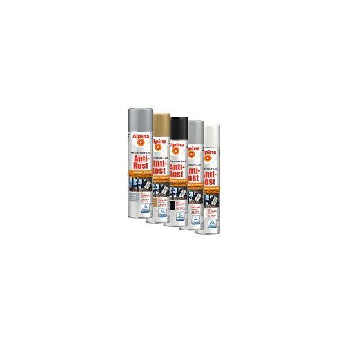 Alpina Farben Alpina Metallschutz-Lack Spray Glänzend 400 ml  Buntlack-Spray in allen Farben