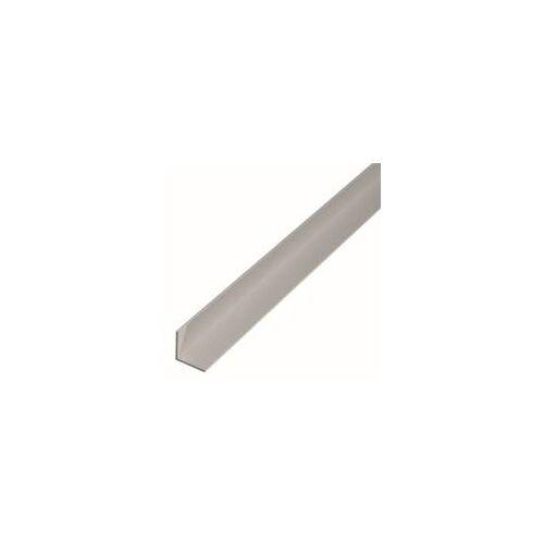 GAH Alberts GAH 1 m Winkelprofil 22,8 x 19 x 1,8 mm Silber Alu, Metall-Profil-Winkel
