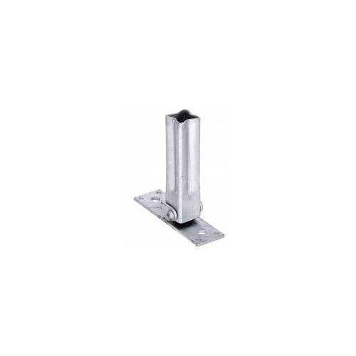 GAH Alberts GAH Handlaufstütze für Universalpfosten, feuerverzinkt, verstellbar 90 - 45°