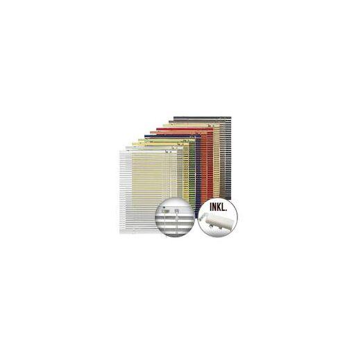 Gardinia Alu-Jalousie ohne Bohren  25 mm Aluminium-Lamellen 40-240 x 175-240 cm