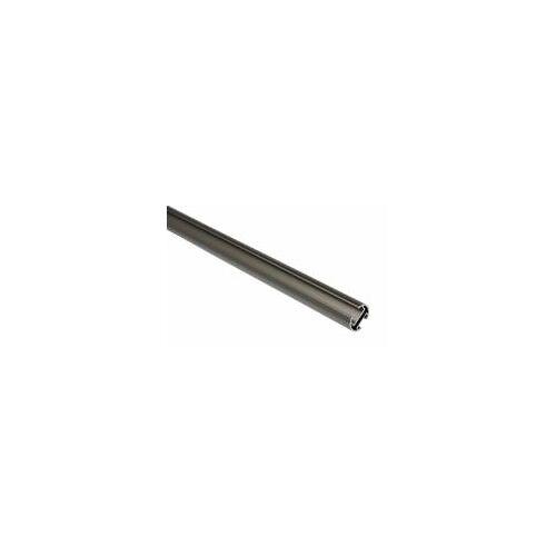 Gardinia Memphis 200 cm Gardinenstange mit Innenlauf II Ø 16 mm, Silber-matt