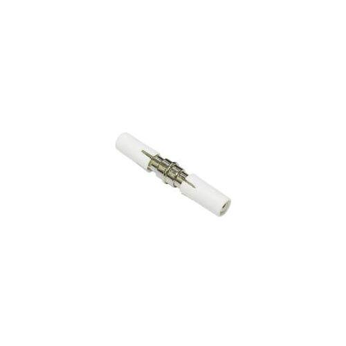 Gardinia Verbinder für Gardinenstangen für Ø 12 mm weiß