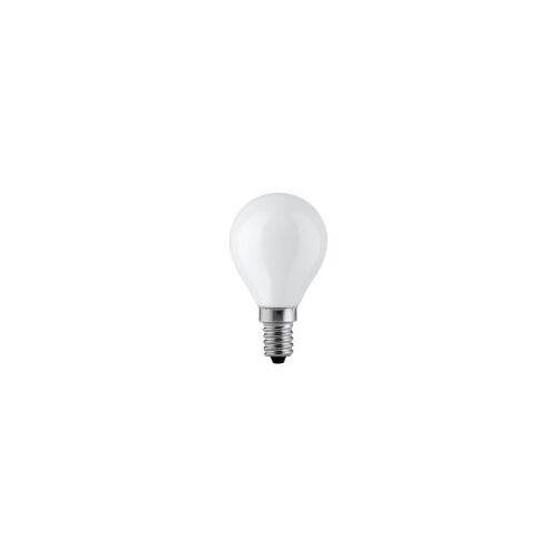 Paulmann Licht Paulmann Glühlampe Tropfen, Ø 45 mm, 25 W, E14, 300° Opal, 230 V, 2700 K, für Backofen